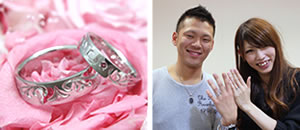 Pick UP:結婚指輪